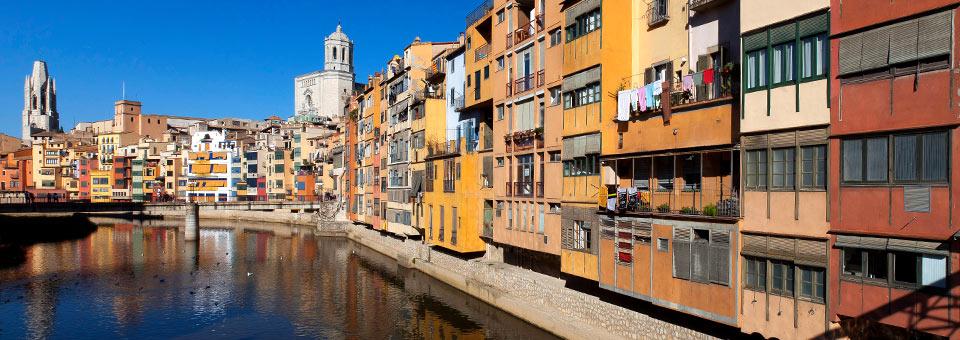 La columna de Llevant arriba a Girona divendres i a la Selva dissabte