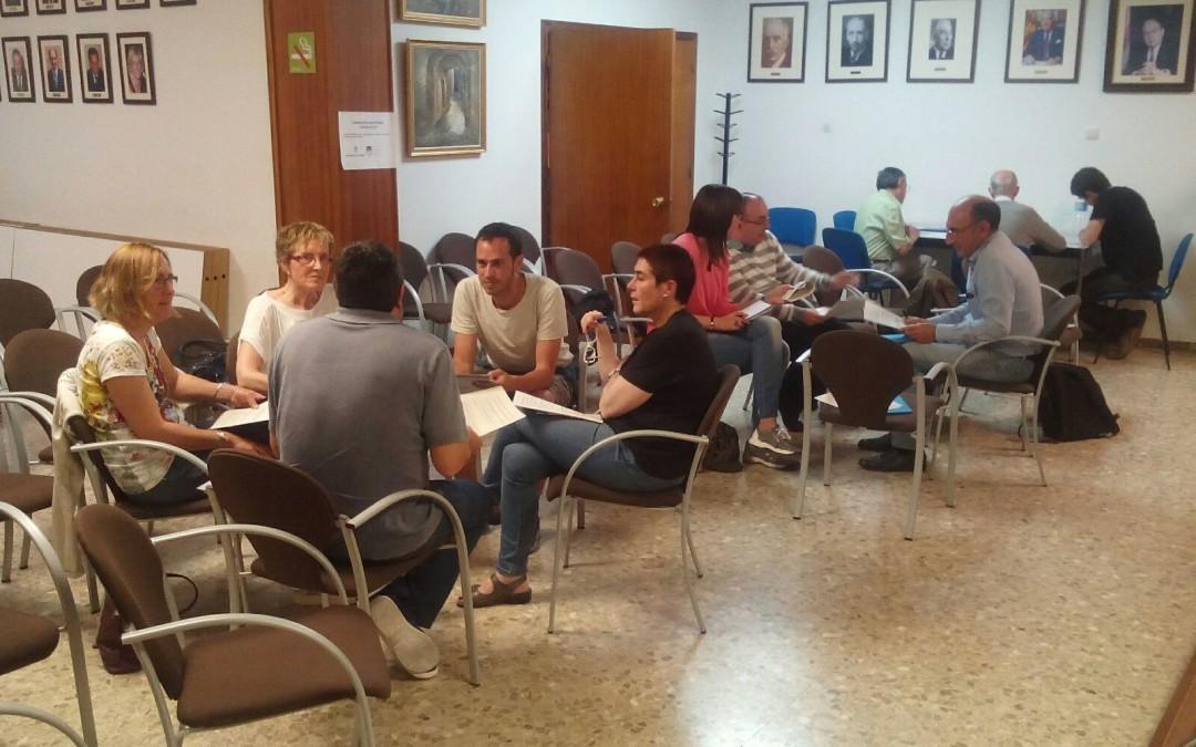 Formació sobre democràcia participativa