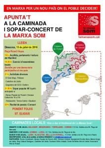 Cartell marxa som Lleida (definitiu)