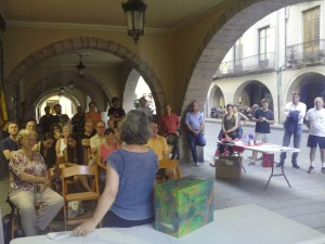 Girona acull la Marxa Som