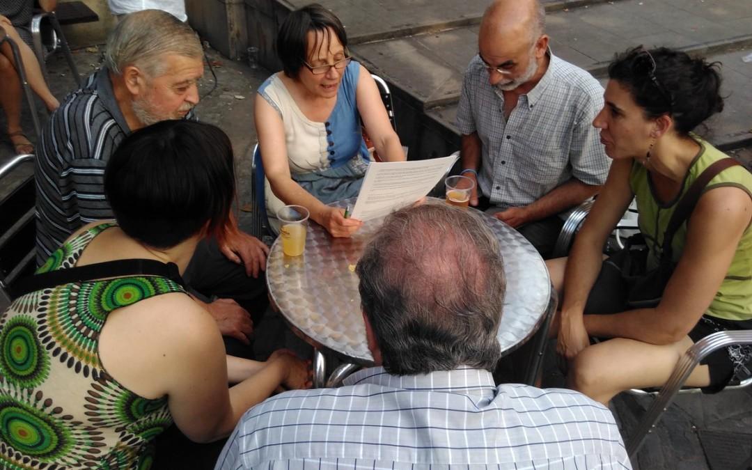 La Marxa Som escalfa motors als barris de Barcelona