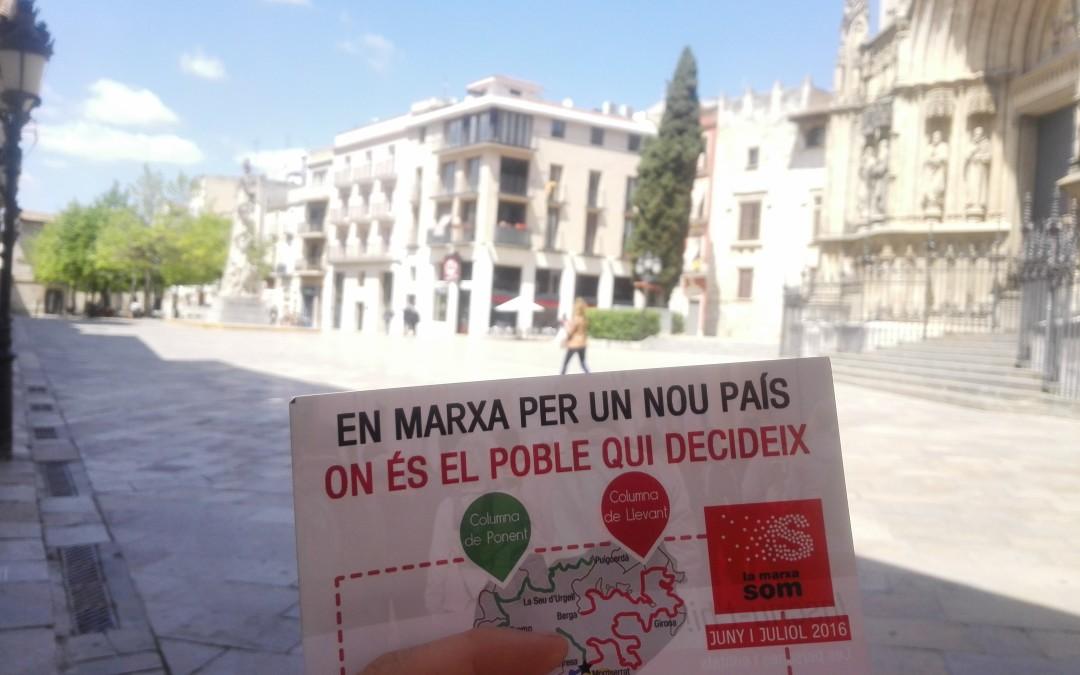 La Columna Sud passarà per Vilafranca