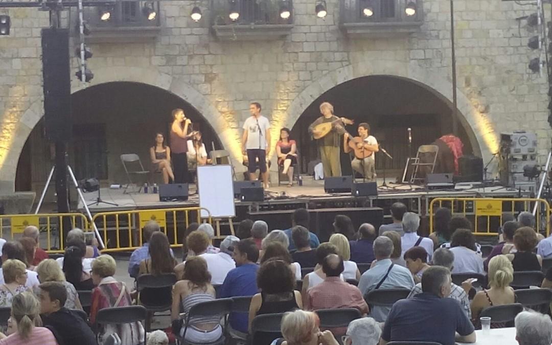 Resum d'actes 3-10 juliol: Priorat, Osona, Noguera, Girona, Ebre…