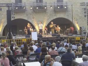 Resum d'actes 3-10 juliol: Priorat, Osona, Noguera, Girona, Ebre...