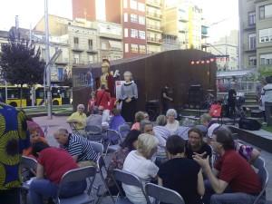 La Marxa Som a Lleida va reunir diverses assemblees que van incloure les seves conclusions a l'Arca de Ponent