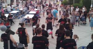 Gran i càlida acollida de La Marxa Som a Sabadell